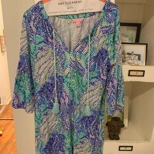 Lilly dress with tassels size S!! Like New!